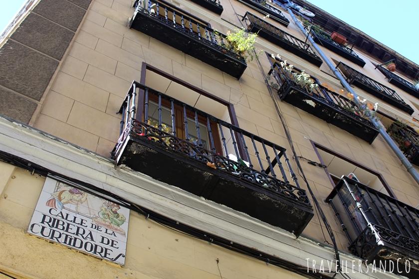 Ribera de Curtidores Madrid by TravellersandCo