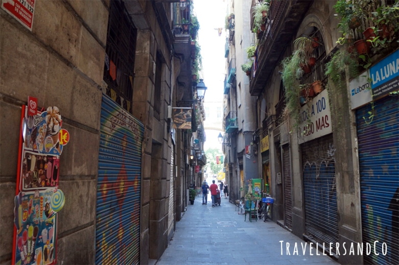 Barcelona by TravellersandCo