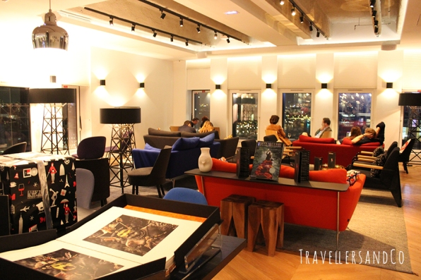 CitizenM Paris by TravellersandCo