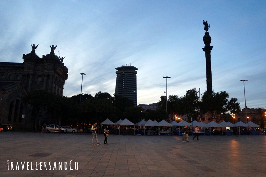 Plaza de Colon_TravellersandCo_Barcelona.jpg