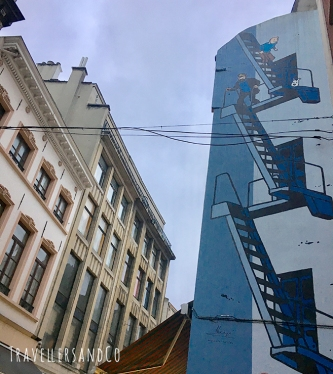 TravellersandCo_Tintin_Bruselas_Belgica