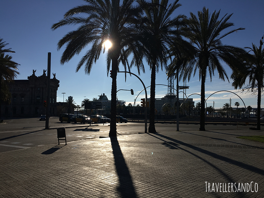 Puerto de Barcelona by TravellersandCo