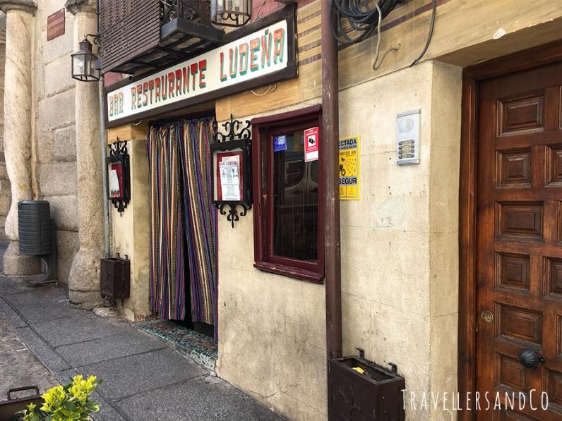 Restaurante Ludeña by TravellersandCo