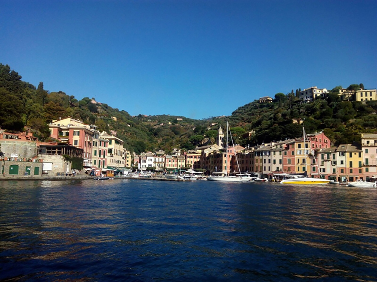 Portofino, la dolcevita