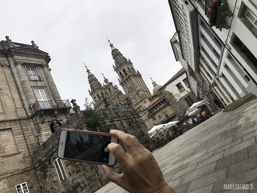 Photowalk por Santiago deCompostela