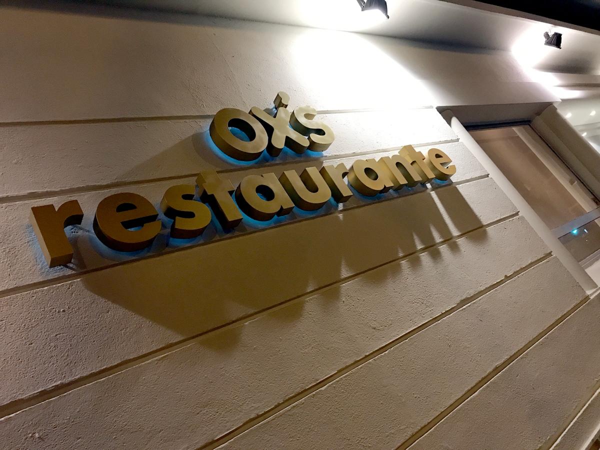 Restaurante Ox's, tradición y vanguardia en el corazón deMadrid