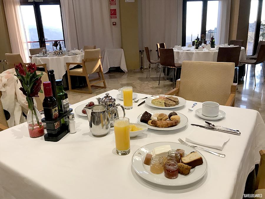 Desayuno de reyes…