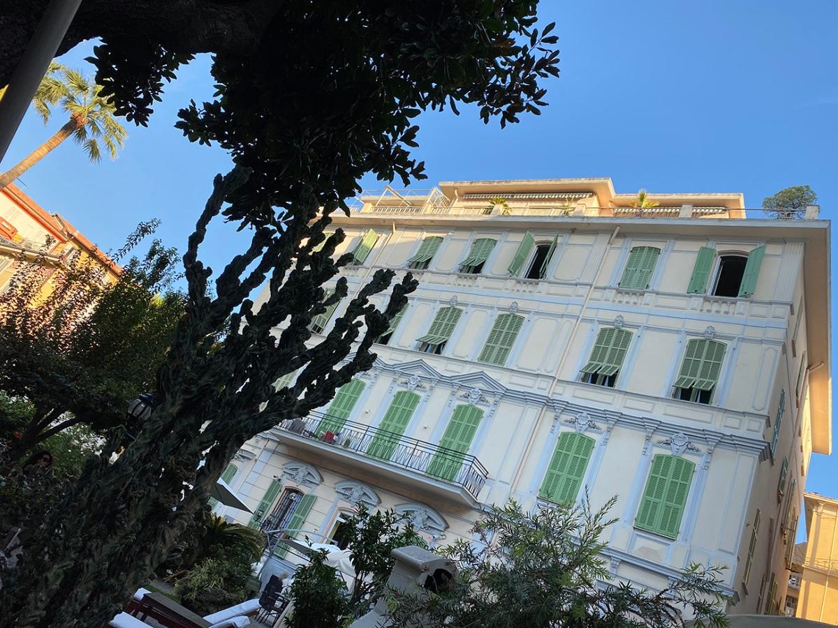 Hotel Alexander, la dolce vita en el corazón deSanremo