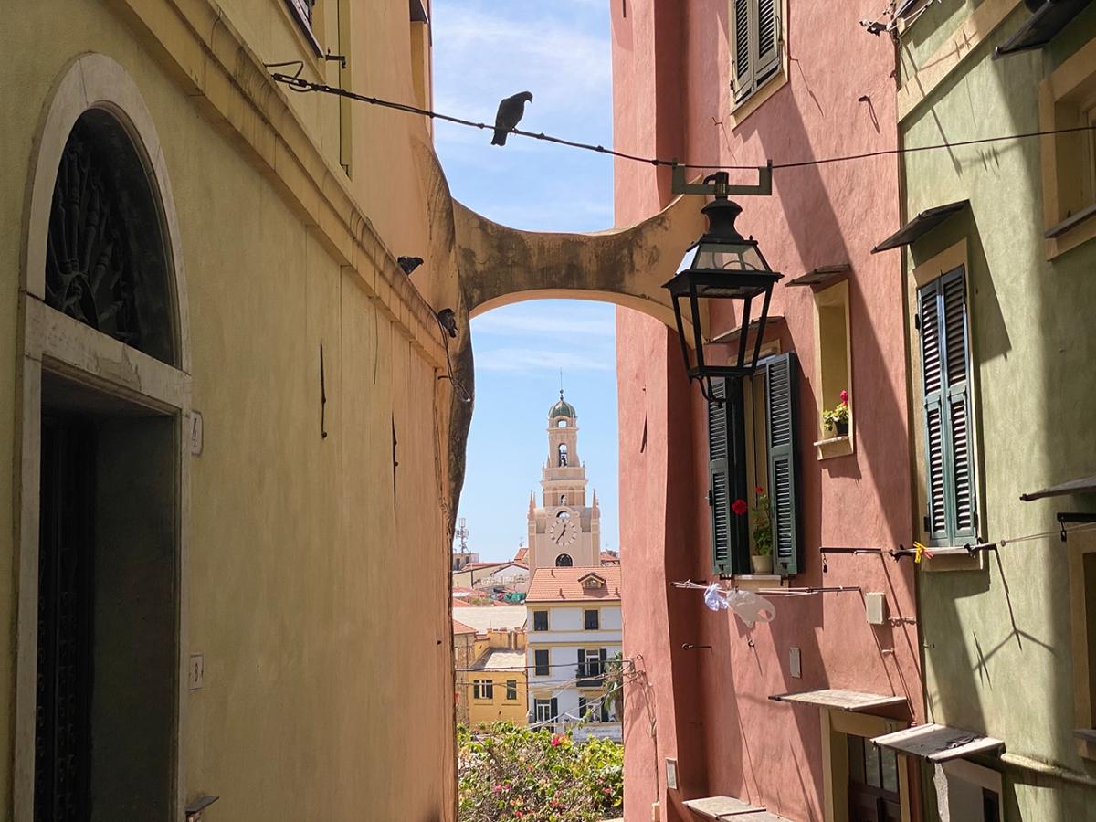 Sanremo, la ciudad de la música, las flores y labelleza